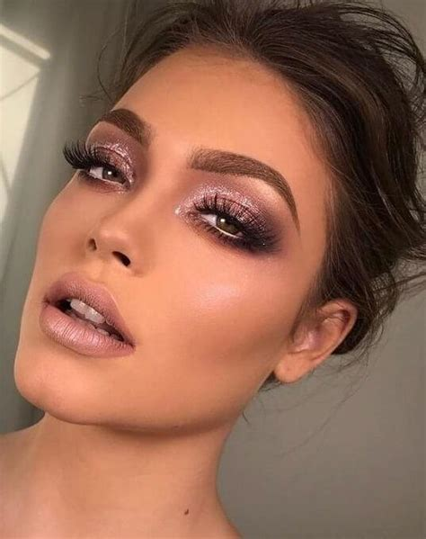 natural glam makeup ideas perfect   ball belletag