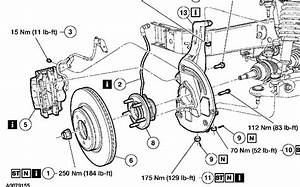 How Does A Car Wheel Hub Connect Diagram
