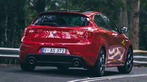 Alfa Romeo Hatchback by 2015 Alfa Romeo Giulietta Quadrofoglio Verde Review