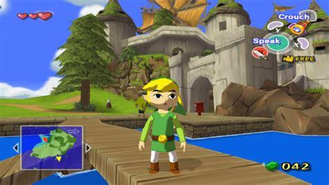 Game Journal The Legend Of Zelda The Wind Waker Gamecube