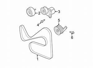 Ford Escape Serpentine Belt