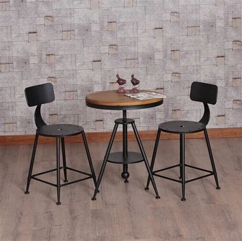 beautiful wrought iron cafe table 2017 american country