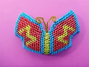 Origami Schmetterling Anleitung : diy origami 3d schmetterling geschenk gift ideas butterfly tutorial anleitung ~ Frokenaadalensverden.com Haus und Dekorationen