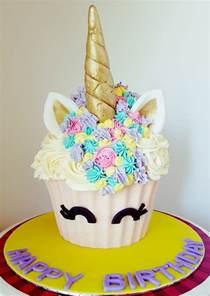 Unicorn Cupcake Cake Giant