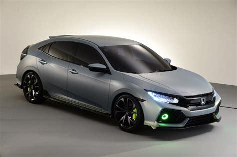 Gambar Mobil Honda Civic Hatchback by Inilah Sosok Prototipe Honda All New Civic Hatchback