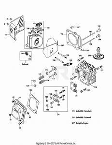 Mtd 12agb2jz704  2012  Parts Diagram For 2p70mu Cylinder Head