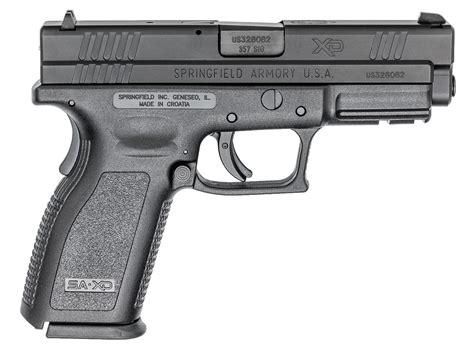 Xd® Service Model 357 Sig  Top Polymer Pistols For Sale