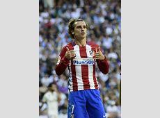 Sports Atletico Madrid Antoine Griezmann prolonge