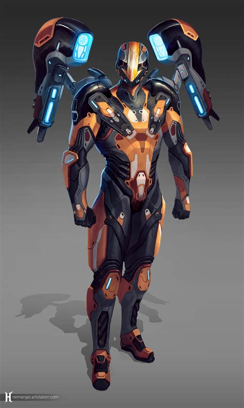 Best Sci Fi Armor Ideas And Images On Bing Find What You Ll Love