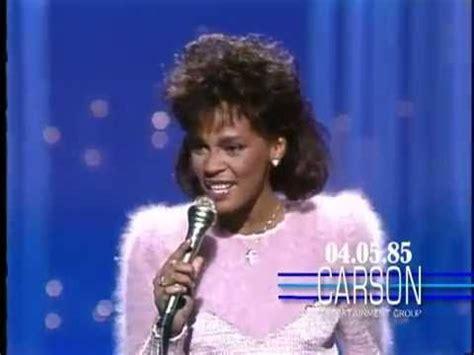 Whitney Houston You Give Good Love