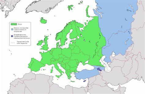 eine karte aller eu staaten und allern euro laendern