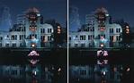 "Krzysztof Wodiczko: ""The Hiroshima Projection"" 1999"