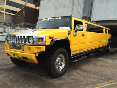 Stretch Hummer by New Hummers In Our Fleet Limousines In Paradise