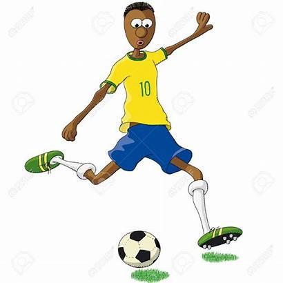 Clipart Brazilian Brazillian Football Clipground