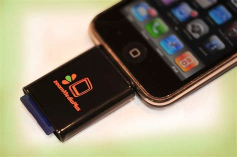 iphone memory card sd card reader for iphone might help bridge the photo gap
