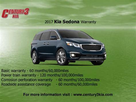 Kia Basic Warranty by 2017 Kia Sedona Penncelvenia Century3kia