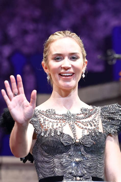 Submitted 3 years ago by gandalfswisdombeard. EMILY BLUNT at Mary Poppins Return Premiere in Tokyo 01/23/2019 - HawtCelebs