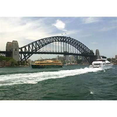 VINO-WONDERS: sydney harbour bridge