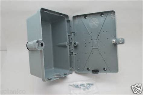 Exterior Cable Tv Wiring Box by External Enclosure Satellite And Cable Tv Wiring Avs