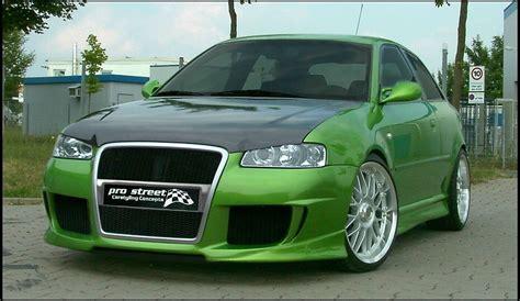 Audi A3 Tuning 1999 S3 Johnywheels Audi A3 Tuning Nano Trunk