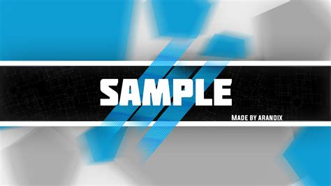 Banner Template Psd Free Banner Template No Survey Photoshop Psd