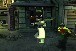 Lego Batman Game On Party