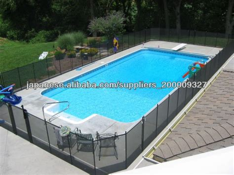 Folding Swimming Pool Fence Low Price Temporary Pool Fence