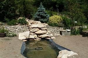 Fabriquer Une Fontaine Sans Pompe : cascade pour bassin ~ Melissatoandfro.com Idées de Décoration