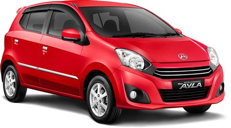 Daihatsu Ayla Backgrounds by Gambar Mobil Ayla Type X Mt Rommy Car
