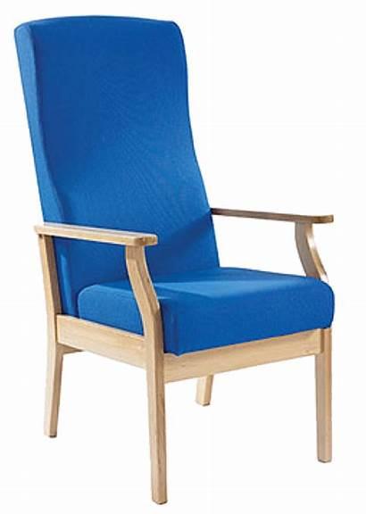 Chair Wooden Transparent Background Furniture Freepngimages