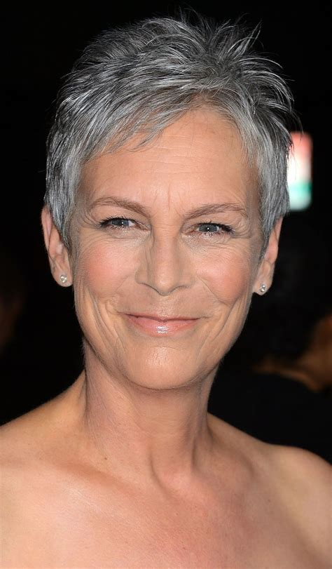 Short Pixie Hairstyles For Gray Hair Hairstyles