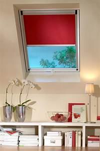 Doppelrollos Für Fenster : sicht und sonnenschutz f r dachfenster aller art ~ Markanthonyermac.com Haus und Dekorationen