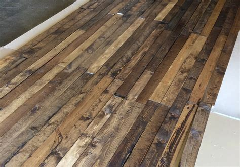 faux pallet wall how to distress wood create a faux pallet wall time for a project
