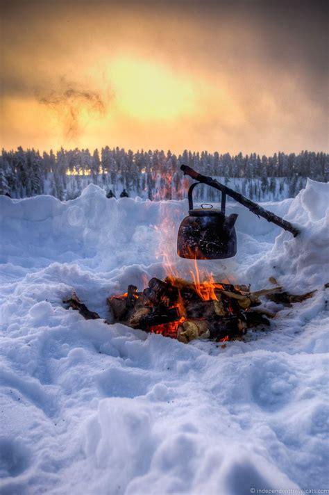visiting finland in winter top 23 winter activities in