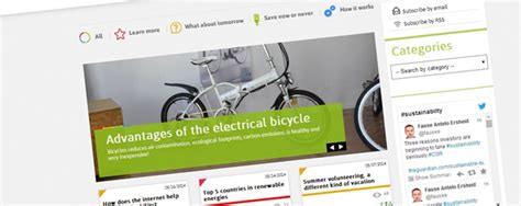 """Acciona Has Launched A New Microsite, """"sustainability For"""