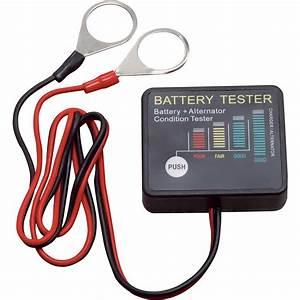 Ironton Battery  Alternator Tester  U2014 12 Volt