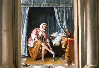 femme a sa toilette si 232 cle d or hollandais un pr 234 t royal pour le mauritshuis de la haye par le quotidien de l