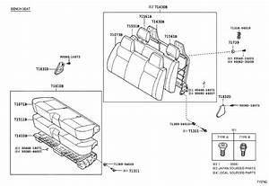 Toyota Tacoma Adjuster Sub