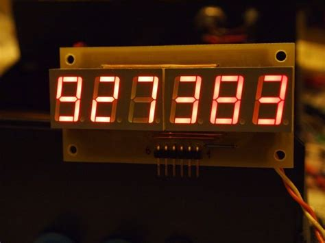 Frequency Counter With Picfa