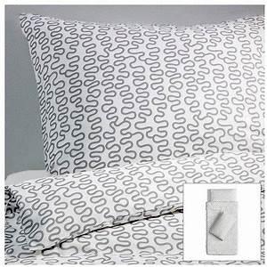 Bettwäsche 155x220 Weiß : h bsche bettw sche aus baumwolle wei 155x220 von ikea bettw sche ~ Yasmunasinghe.com Haus und Dekorationen