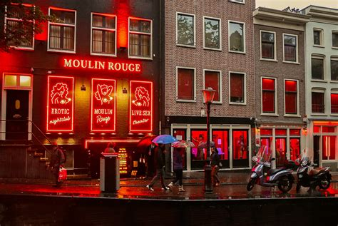 Light District by Inside Amsterdam S Light District Travel For Difference