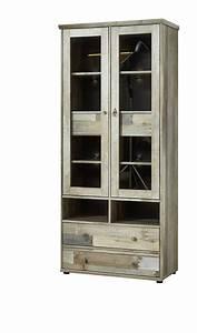 Tv Tisch Vintage : wohnwand wohnzimmer set vitrine lowboard wandregal tv tisch vintage shabby retro ebay ~ Whattoseeinmadrid.com Haus und Dekorationen