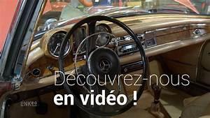 Garage Mercedes 92 : garage mercedes benz voiture de collection 92 etoile collections youtube ~ Gottalentnigeria.com Avis de Voitures