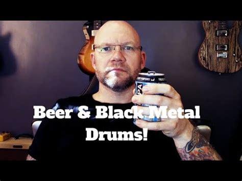 Let's Drink Beer & Talk About Black Metal Drum Programmes