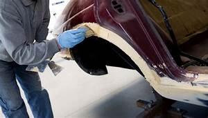 Aide Reparation Voiture : mastic de carrosserie utiliser un mastic de carrosserie ~ Medecine-chirurgie-esthetiques.com Avis de Voitures