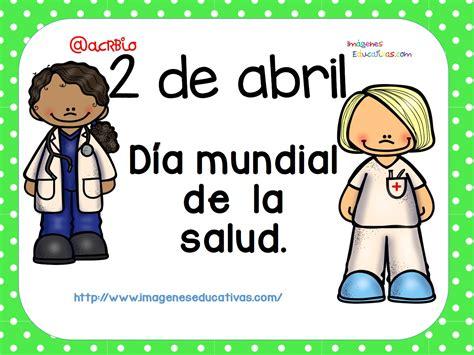 Efemérides Mes de Abril Lunares (3) – Imagenes Educativas