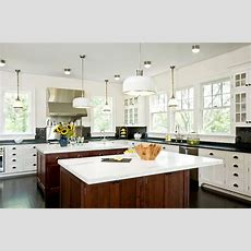 Kitchen With 2 Islands  Transitional  Kitchen  Emily