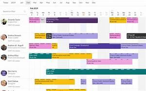 Resource Calendar Project Management