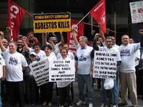 asbestos exposure baryulgil  public interest