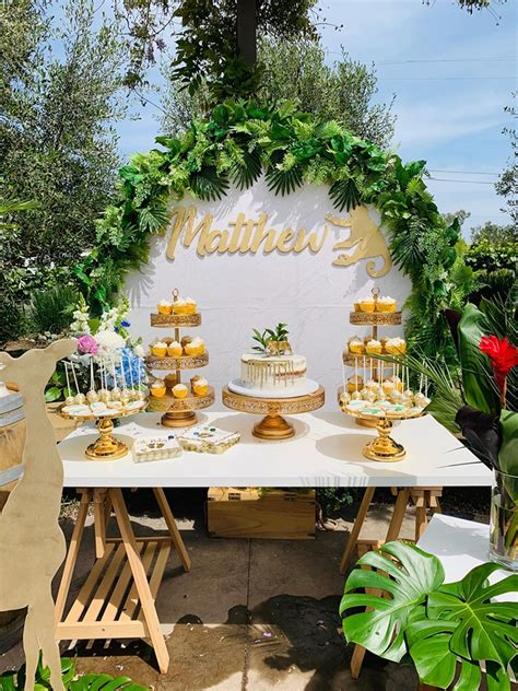 glam jungle baby shower baby shower ideas themes games